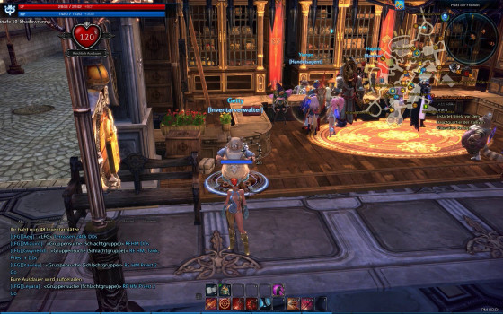 Let's Test – TERA – #09 – Sightseeing in Velika!