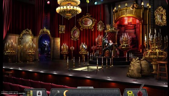 Castle – #4 – Besuch vom Phantom der Oper