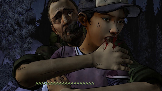 The Walking Dead: Season 2 – #01 – Beissende Kälte!