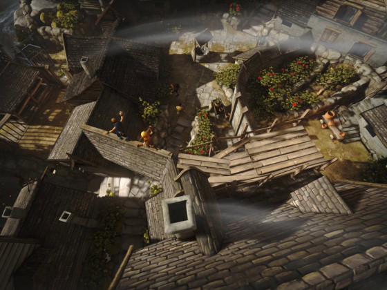 Brothers: A tale of two sons – #01 – Erste wackelige Schritte!