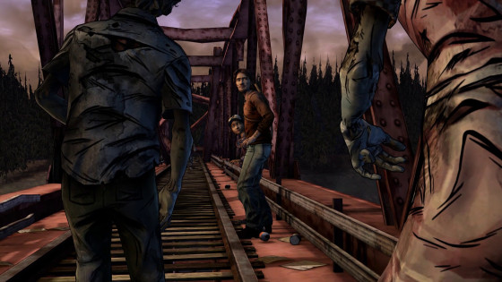 The Walking Dead: Season 2 – #05 – Die Brücke!