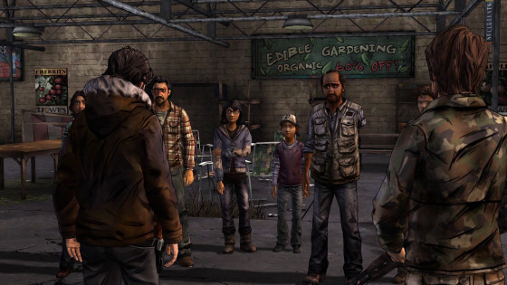 The Walking Dead: Season 2 – #08 – Arbeitslager!