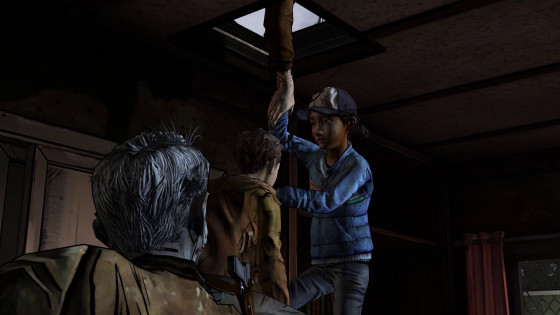 The Walking Dead: Season 2 – #12 – Wir müssen hier raus!