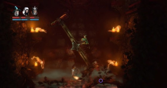 Trine – #10 – It's getting hot in here!