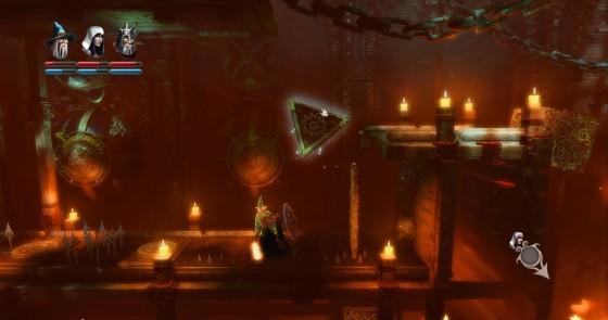 Trine – #16 – Feuer, Speere und ein Magier