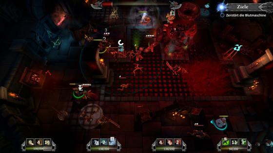 FORCED – #23 – Blut aus der Maschine!