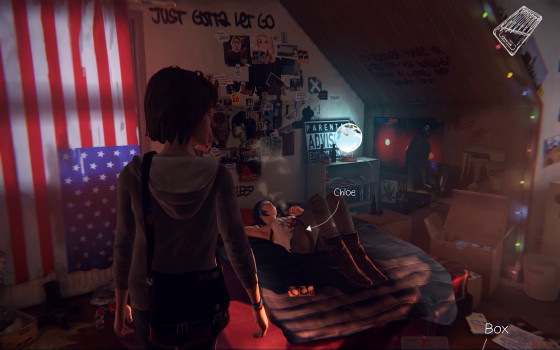 Life is strange – #06 – Home not very sweet home!