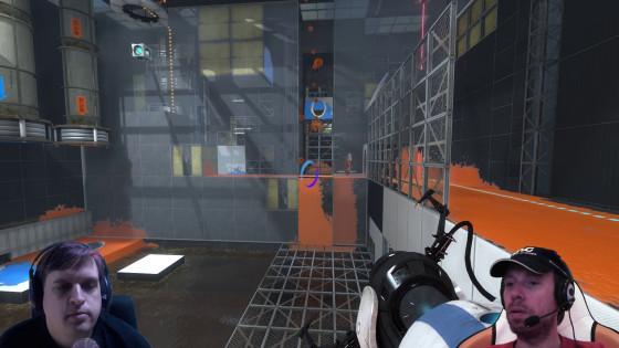 Portal 2, Co-op – [Doppel-Facecam] – #20 – Gnadenlos abprallern!