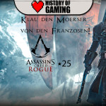 Bild zu Assassin's Creed Rogue Folge 25