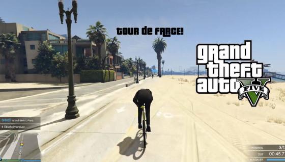 GTA V Online- #5 – Tour de Farce!