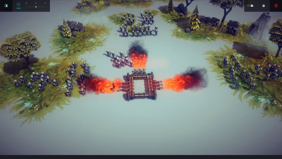 Let's Test: Besiege – #04 – Grillparty!