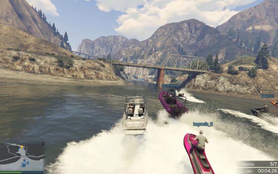 GTA V Online – #03 – Ein wahres Traumschiff!