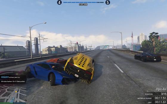 GTA V Online – #04 – Lass mich da durch!