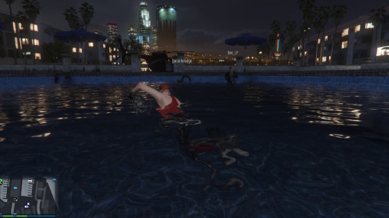 GTA V Online – #18 – Blutige Poolparty!