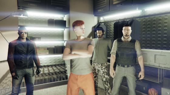 GTA V Online – #33 – Prison Break Reloaded!