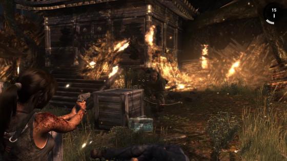 Tomb Raider – #04 – Flucht aus der Flammenhölle!