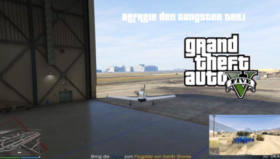 GTA V Online- #32 – Befreie den Gangster Teil1