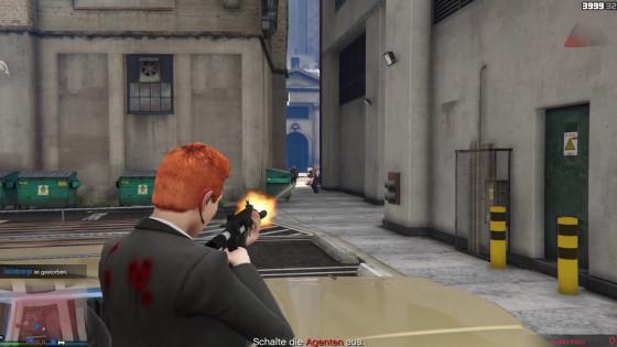 GTA V Online – #44 – Gib endlich den Scheiss-Code her!