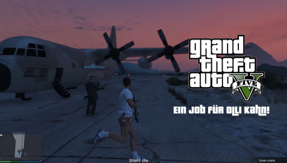 GTA V Online- #40 – Ein Job für Olli Kahn