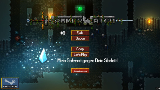 Hammerwatch – #8 – Mein Schwert gegen Dein Skelett!