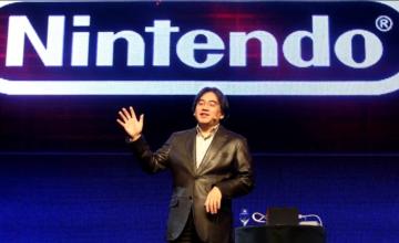 Trauer um Herrn Iwata