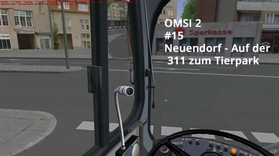 OMSI 2 – #15 – Neuendorf – Auf der 311 zum Tierpark