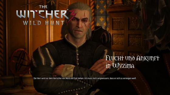 Witcher 3: Wild Hunt – #12 – Flucht und Ankunft in Wyzima