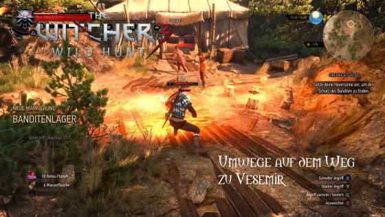 Witcher 3: Wild Hunt – #9 – Umwege auf dem Weg zu Vesemir