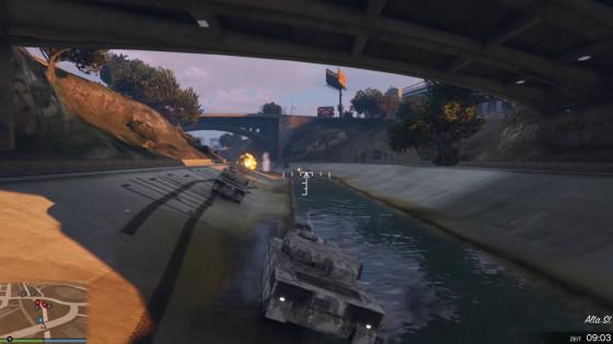 GTA V Online – #73 – Rocket League lässt grüßen!