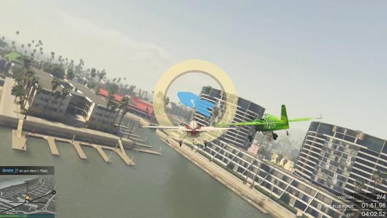 GTA V Online – #82 – Ein neuer Stern am Fliegerhimmel!