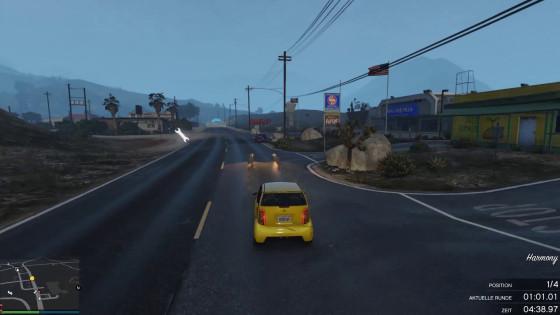 GTA V Online – #83 – Schnell wie eine Rakete!