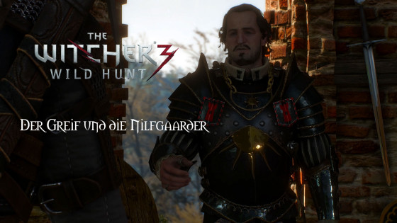 Witcher 3: Wild Hunt – #4 – Der Greif und die Nilfgaarder
