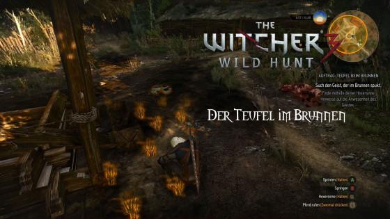 Witcher 3: Wild Hunt – #5 – Der Teufel im Brunnen