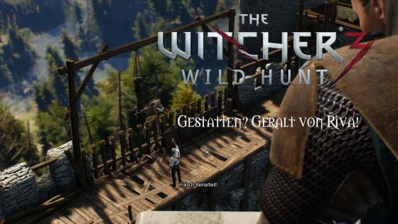 Witcher 3: Wild Hunt – #1 – Gestatten? Geralt von Riva!