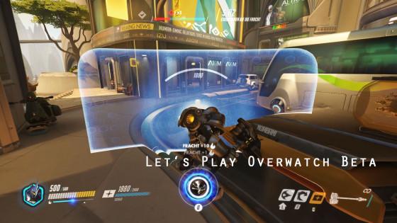 Overwatch – #1 – Gestatten, hier gibt es Action