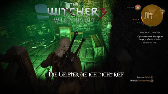 Witcher 3: Wild Hunt – #22 – Die Geister die ich nicht rief!