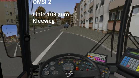 OMSI 2 – #26 – Linie 103 zum Kleeweg