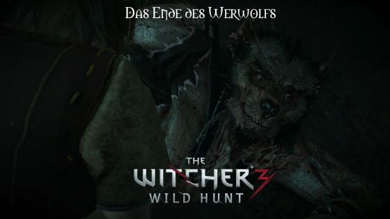 Witcher 3: Wild Hunt – #29 – Das Ende des Werwolfs