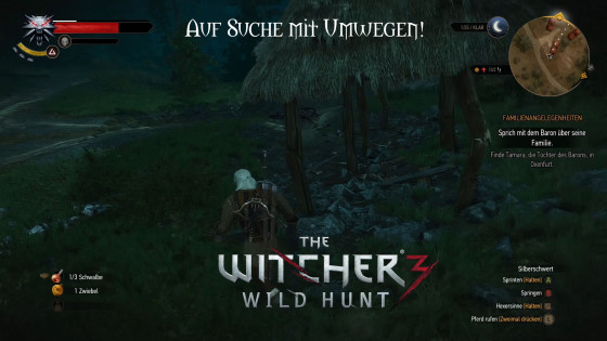Witcher 3: Wild Hunt – #31 – Auf Suche mit Umwegen!