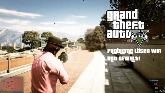 GTA V Online- #81 – Probleme lösen wir mit GEWALT!