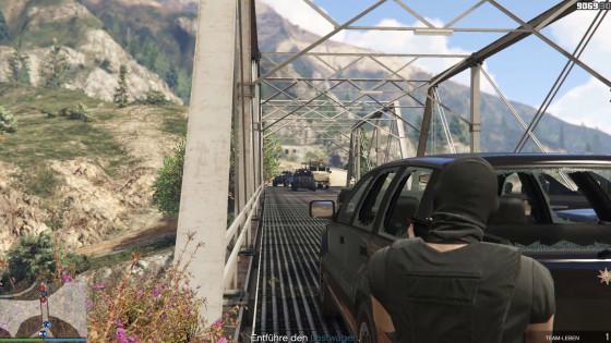 GTA V Online – #109 – Über sieben Brücken muss kein Konvoi geh'n!
