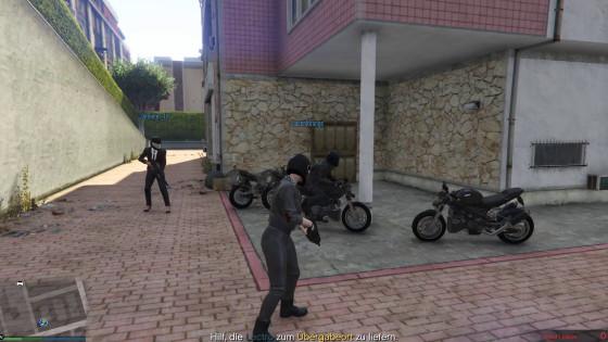 GTA V Online – #110 – Sehr, sehr schnelle Motorräder!
