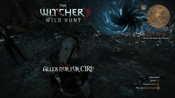 Witcher 3: Wild Hunt – #100 – Alles nur für CIRI!