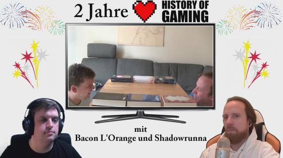 """Zwei Jahre """"History of Gaming"""" [FACECAM] – Rückblick auf zwei Jahre Let's Play (2/2)"""