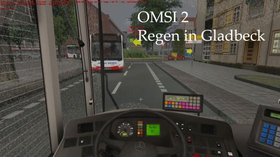 OMSI 2 – #58 – Regen in Gladbeck auf der 253