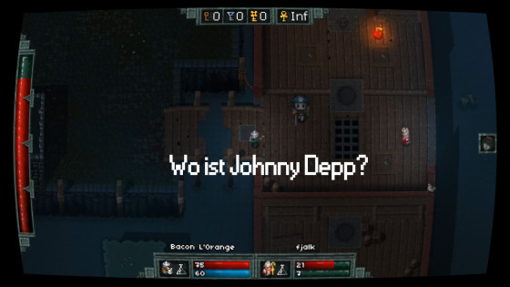 Hammerwatch – #26 – Wo ist Johnny Depp? Pirate's Cove