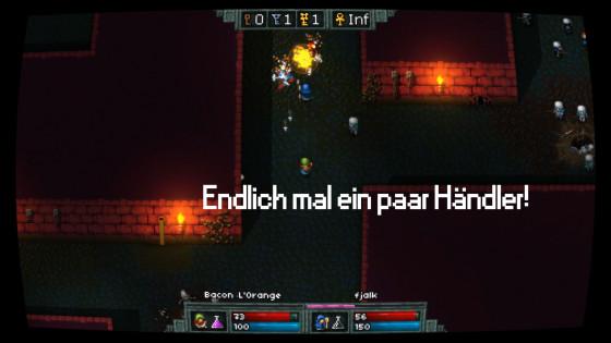 Hammerwatch – #29 – Endlich mal ein paar Händler!