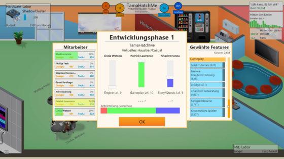 Game Dev Tycoon – #28 – Knuddel mich!