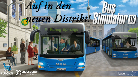 Bus Simulator 16 – #3 – Der Residential District ruft uns