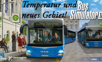 Bus Simulator 16 – #5 – Temperatur und der Modern District